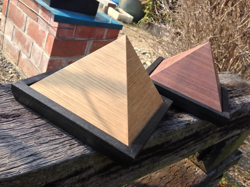 Pyramid Power Box